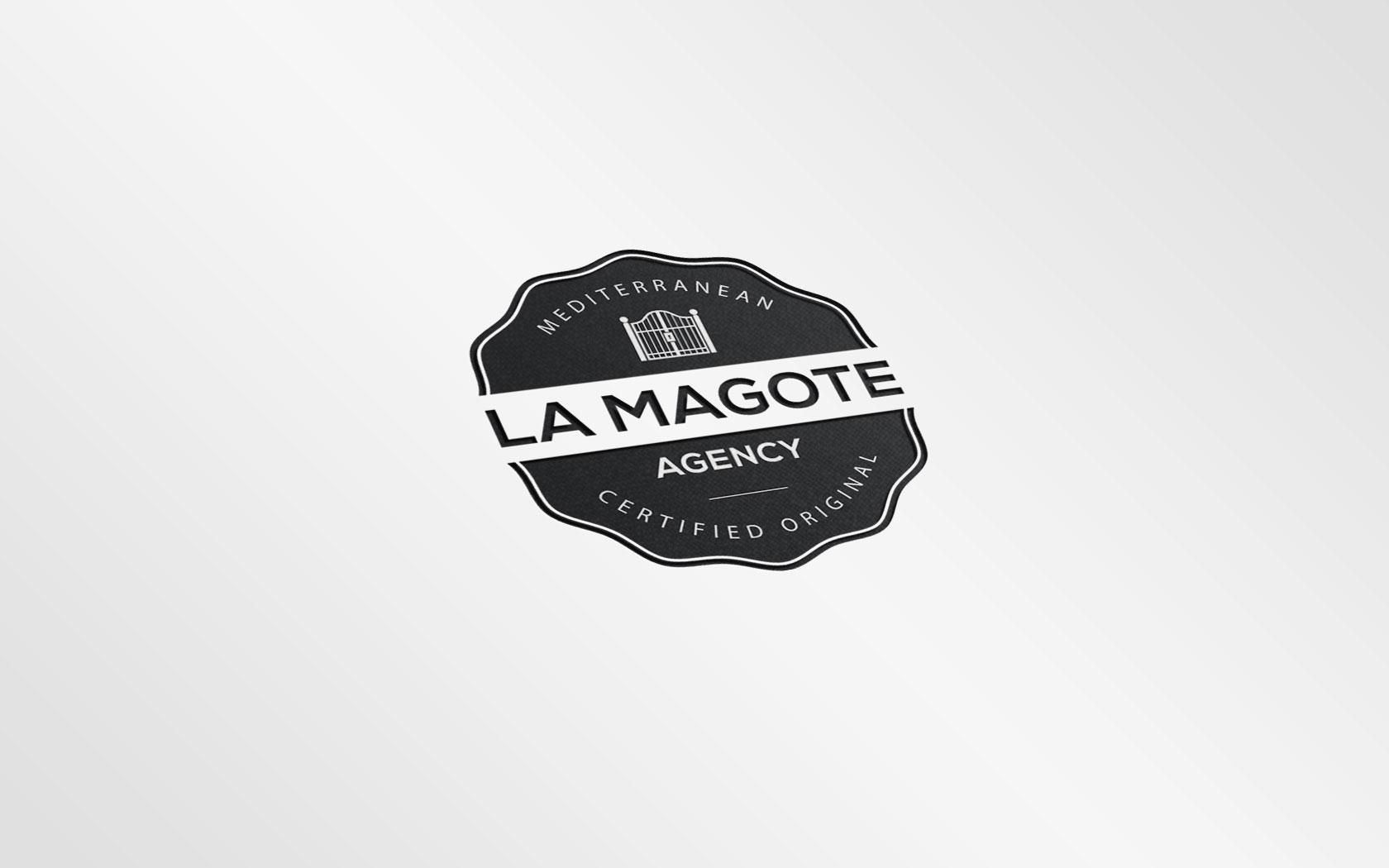 Logo La Magote