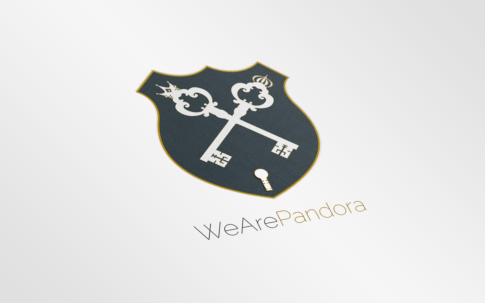 Logo WeArePandora