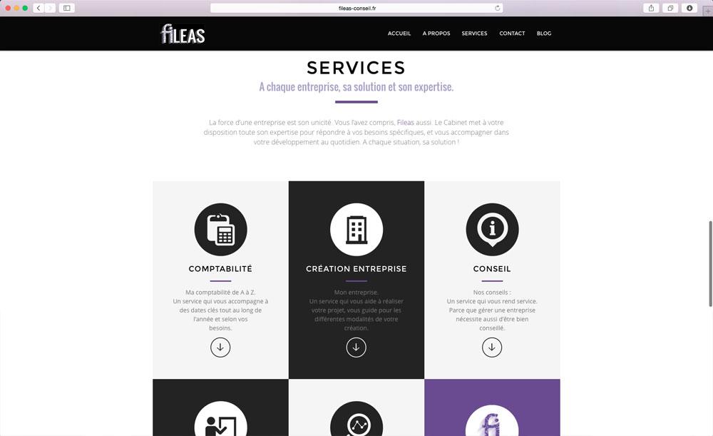 Services Fileas